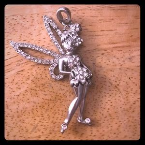 Disney Jewelry - Disney Official Tinkerbell pendant.